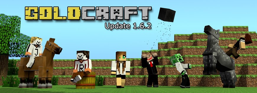 GoldCraft 1.6.2